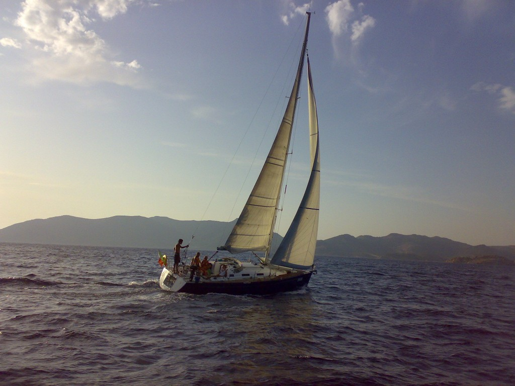 """Faamu-Sami ritorna verso nord dopo la """"Rotta dei Pirati"""""""