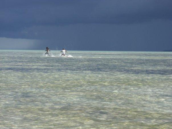 una delle spiagge di Metundo, Nord Quirimbas