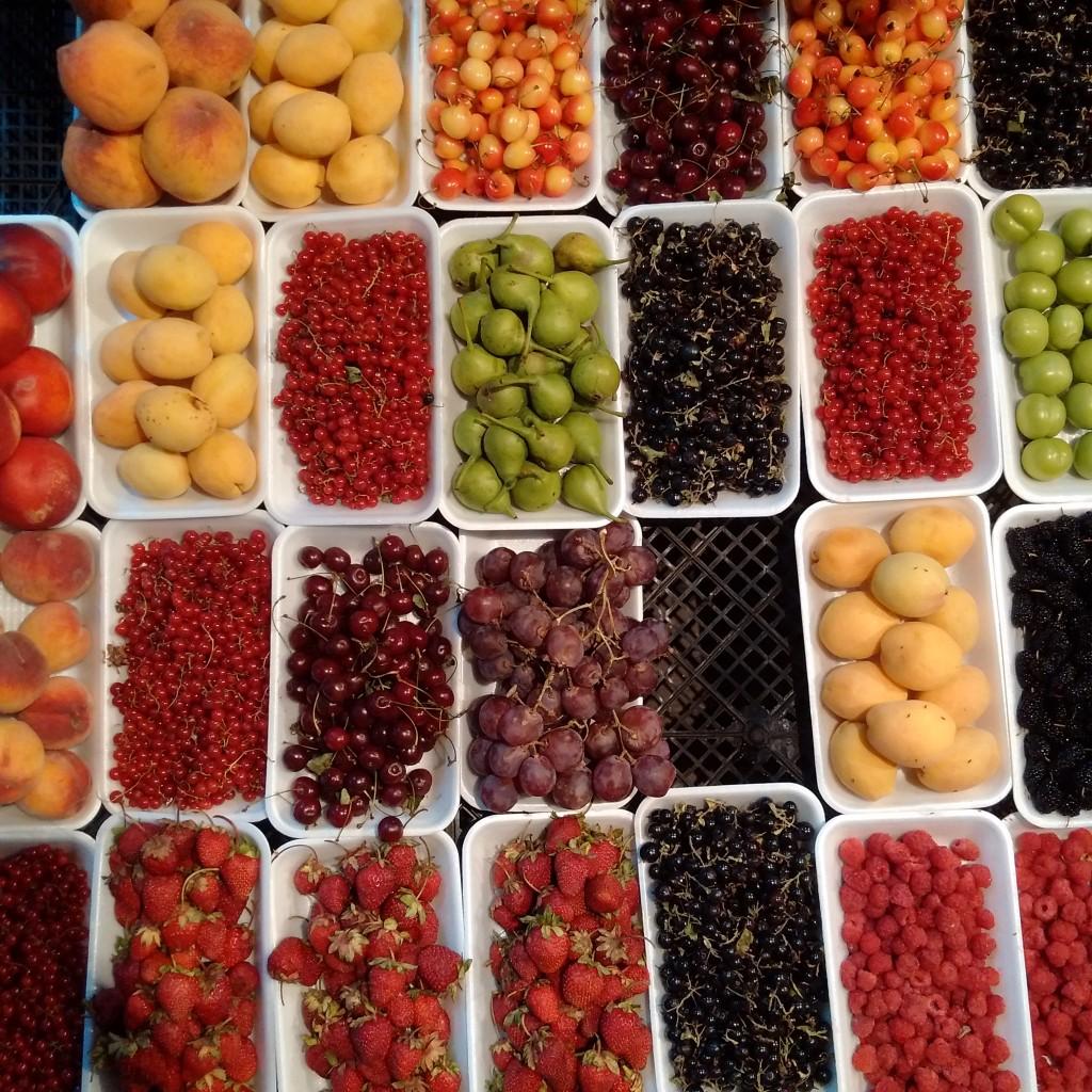 frutta spezie georgia